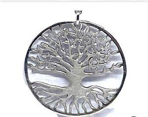 Pingente árvore da vida - Prata 925