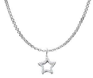 Corrente com Pingente Estrela do Mar | Prata 925