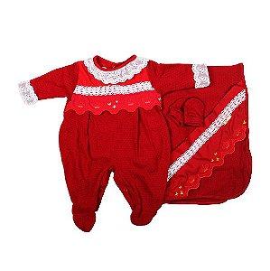Saida Maternidade  Mundo Colorido RN (Vermelha)