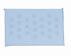 Travesseiro Anti-Sufocante (Azul Bebê)