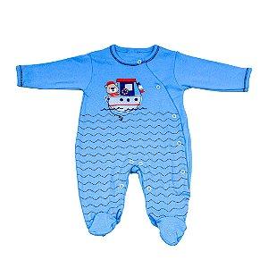 Macacão Nilly Baby (Marinheiro)