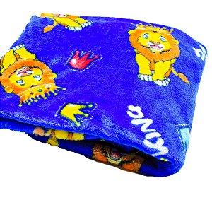 Cobertor Manta Plush (Rei Leão)