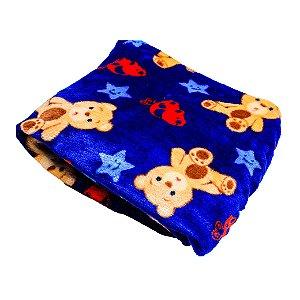 Cobertor Manta Plush (Tedd Carrinho)