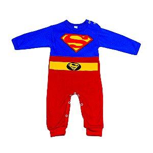 Macacão Personagens (Superman)
