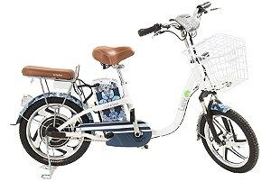 Bicicleta Elétrica Lev FARM E-bike Aro 18 - Borbomar