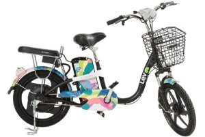 Bicicleta Elétrica Lev FARM E-bike Aro 18 - Galego