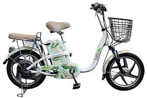 Bicicleta Elétrica Lev FARM E-bike Aro 18 - Jardim Fresco