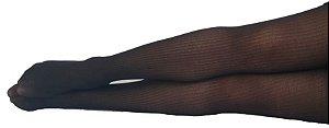 Meia-Calça STRIPES (fio 20 - listras) - Tamanho P