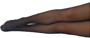 Meia-Calça LADY (fio 20 - losangos) - Tamanho P