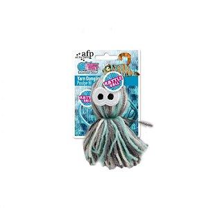Brinquedo Afp Boneco De Lã Para Gatos - Knotty Habit