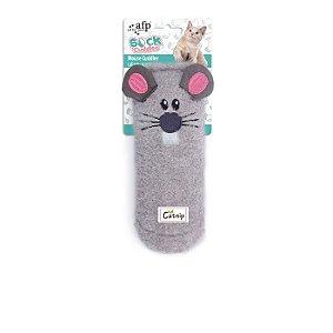 Brinquedo Afp Rato Para Gatos - Sock Cuddler