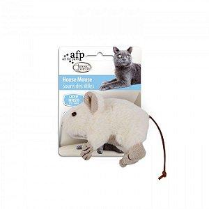 Brinquedo Afp Ratinho Pelúcia Para Gatos - Classic Comfort