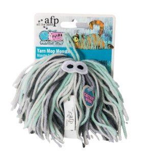 Brinquedo Afp Monstro De Lã Para Gatos - Knotty Habit