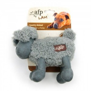 Brinquedo Pelúcia Afp Ovelha Para Cachorro - Lam