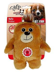 Brinquedo Pelúcia Afp Bully Para Cachorro - Indoor Dog