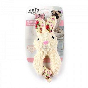 Brinquedo Pelúcia Afp Coelho Para Cachorro - Shabby Chic