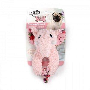 Brinquedo Pelúcia Afp Elefante Para Cachorro - Shabby Chic