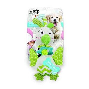 Brinquedo Pelúcia Afp Pássaro KooKoo Para Cachorro - Little Buddy