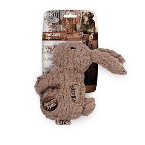 Brinquedo Pelúcia Afp Coelho Para Cachorro - Rustic