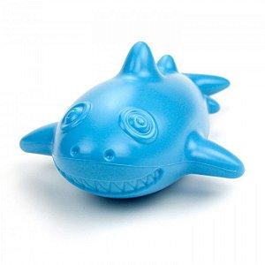 Brinquedo Mordedor Tubarão Borracha Resistente Afp Para Cachorro - Chill Out