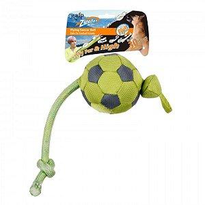 Brinquedo Estilingue Bola de Futebol Afp Para Cachorro - Zinngers