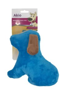 Brinquedo Pelúcia Cachorro - Akio