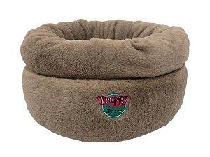 Caminha Pet Donut Para Cão e Gato - Truppy dos Bichos 100% Pele
