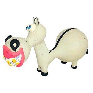 Brinquedo Borracha Latoy Burrico Para Cachorro