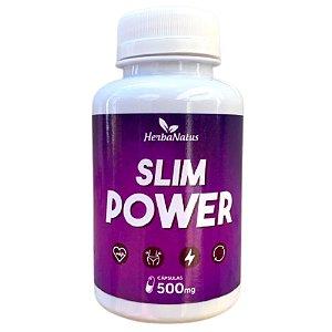 Termogênico Slim Power HerbaNatus 60 Cápsulas 500mg