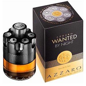 Perfume Masculino Azzaro Wanted By Night Eau de Parfum 100ML