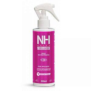 Spray Reconstrução New Hair Belkit 15 em 1 - 200ml