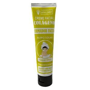 Creme Firmador Facial - Capim Limão 40g