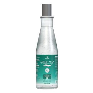 Álcool em Gel 70° INPM 420ml Asseptmax Bio instinto