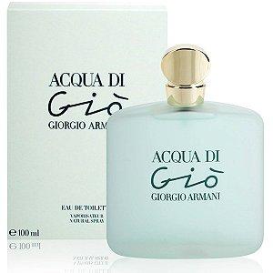 Perfume Acqua Di Gio Feminino EDT 100ml Giorgio Armani