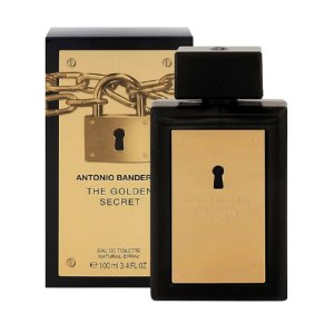 Perfume Antonio Banderas The Golden Secret Toilette 100ml