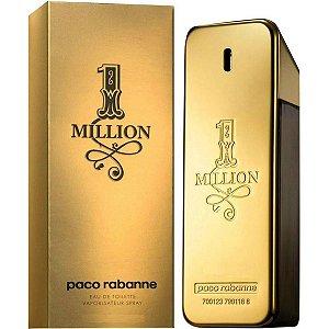 Perfume Paco Rabanne One Million Edt Masculino 100Ml