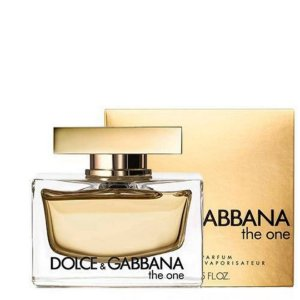 Perfume The One Edt Feminino 75Ml Dolce E Gabbana
