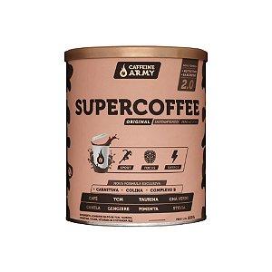 Supercoffee 2.0 - 220g - Caffeine Army - Café Termogênico