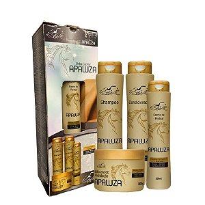 Kit de tratamento Capilar Apaluza - Belkit
