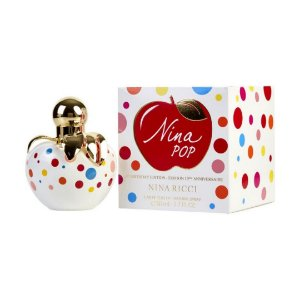 Perfume Nina Pop Birthday Edition Eau De Toilette 80ml