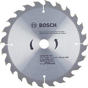 Disco de Serra Circular ECO D184x24T