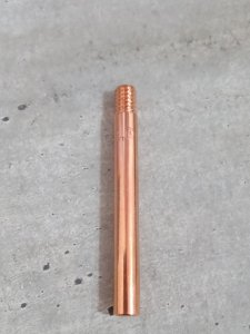 Tubo de Contato Longo 1,2mm Weld