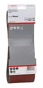 Lixa de cinta best for Wood 100x610mm G40