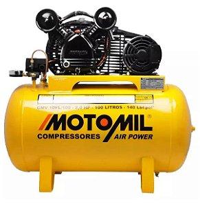 CMV-10PL/100A - COMPRESSOR AIR POWER MONO 220V