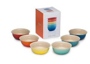 Set Bowl Cereal Gift Collection