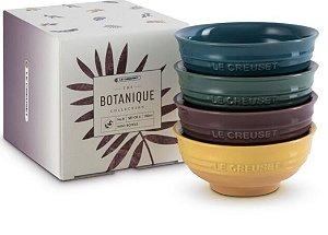 Set 4 Mini Bowls Botanique