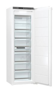 Freezer vertical de embutir / revestir FNI5182A1