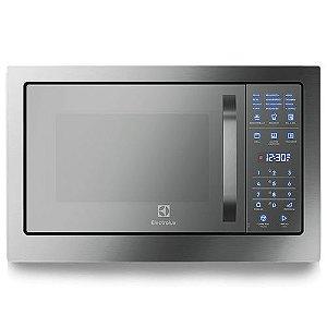 Micro-Ondas de Embutir, com Função Grill e Painel Blue Touch, com Frontal Espelhado