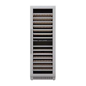 Adega 160 Garrafas Dual Zone Built-in - 220V - ELETTROMEC