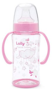 mamadeira big dreams rosa - lolly